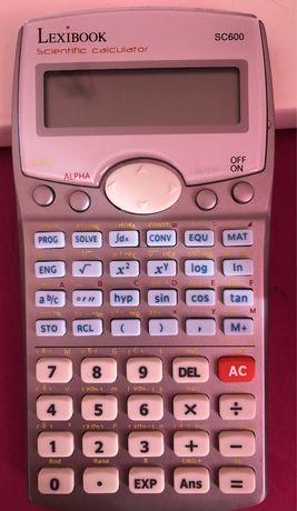 Calculadora cienficica Lexibook