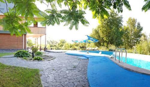 Сдам дом и VIP комплекс Осокорки Славутич с бассейном, на лето!