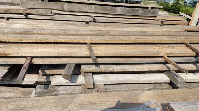 Deski szalunkowe,po budowie