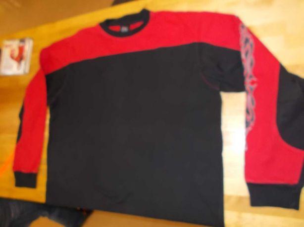 Bluza Scott Usa orginal codzienna motyw Orła roz,XL wysyłka