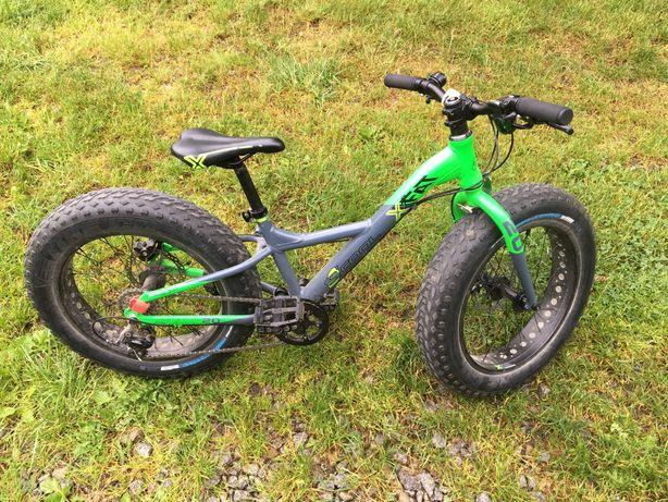 Rower fat bike