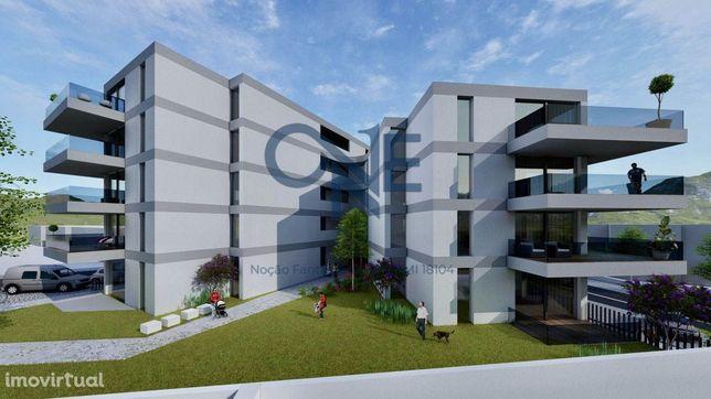 Apartamento T1 Novo em Amares, Braga