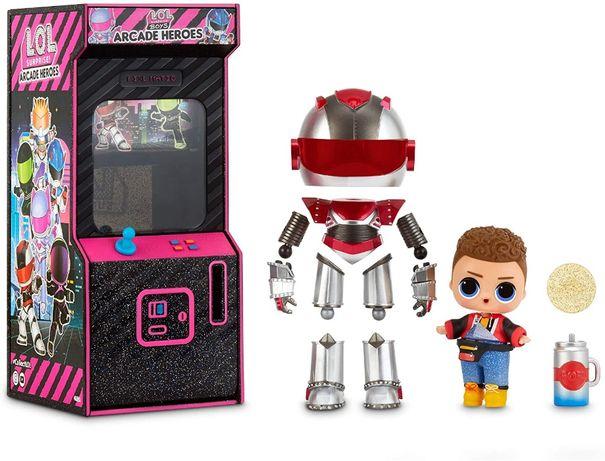 Lol Boys Arcade Heroes Оригінал США Лол герої аркади космонавти хлопці