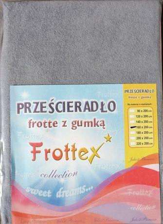Prześcieradła Frotte