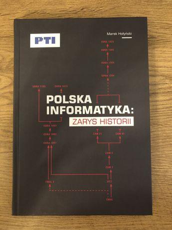 PTI Polska Informatyka: Zarys historii. Marek Hołyński