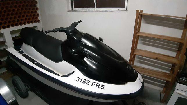 Mota água Yamaha Waverunner 760XL