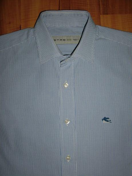 рубашка Etro - Made In Italy Люкс