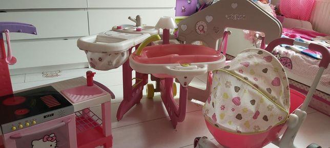 Mega zestaw zabawek dla dziewczynki