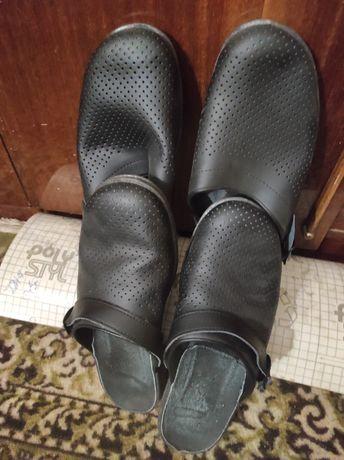 Продам взуття з шкіри