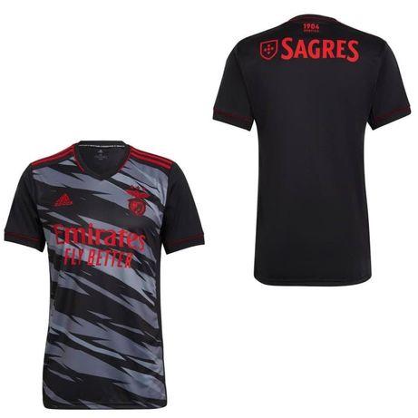 T-shirt Benfica TAM S ao XXL