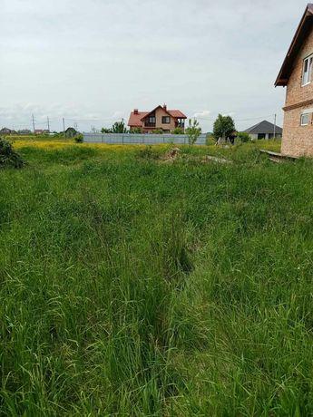 Приватизована земельна ділянка в Загвізді