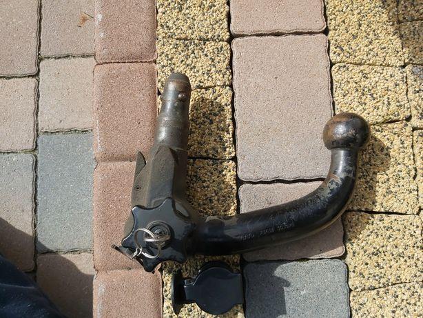 Bmw e34 e32 hak wpinany westfalia kluczyk oryginalny