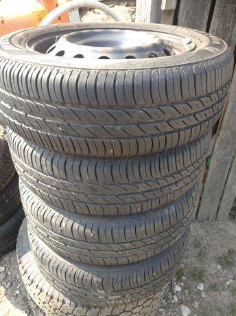 Продам колеса на дисках R15 4x100 185 60