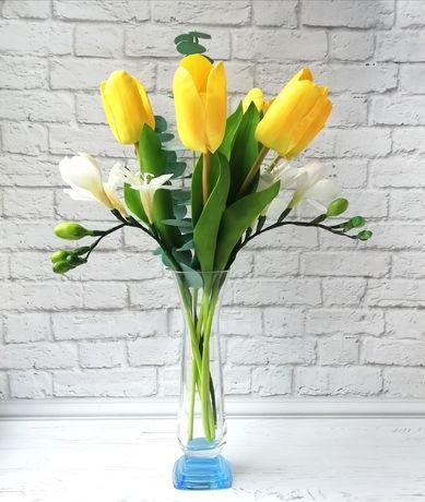 Тюльпаны ручной работы из фоамирана.