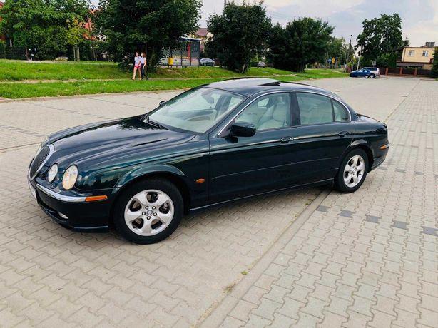 Jaguar S typ 4,0 v8 szwajcar