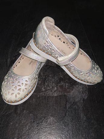 Туфлі дитячі. 31 розмір. Шкіра.