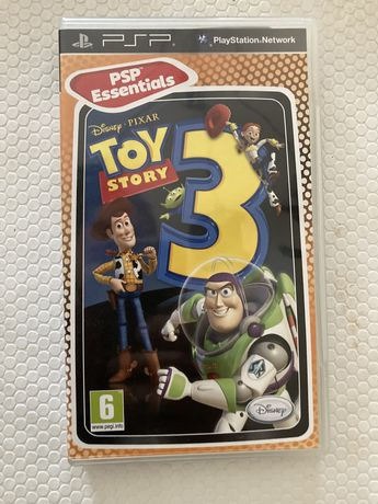 PSP toy story III