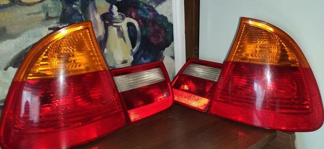 Задний фонарь на БМВ E46 Touring уневерсал