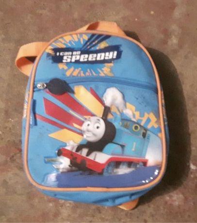 Plecak Dziecięcy Tomek i Przyjaciele plecaczek