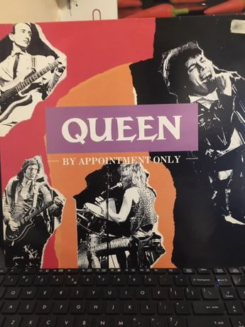 Queen By appointment only, winyl 1993, EC