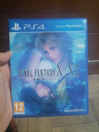 Ff X - X 2 para ps4