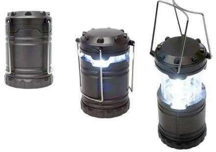 Кемпинговый Фонарь лампа power bank TacLight Lantern фонарик