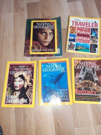 Prenumerata National Geographic od 2000r