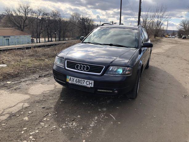 Продам Audi A6 в очень хорошем состоянии 1999г 2.5tdi