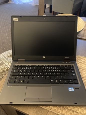 Notebook HP 6470B/Cire i5-3340M/2.70GHz/128GB