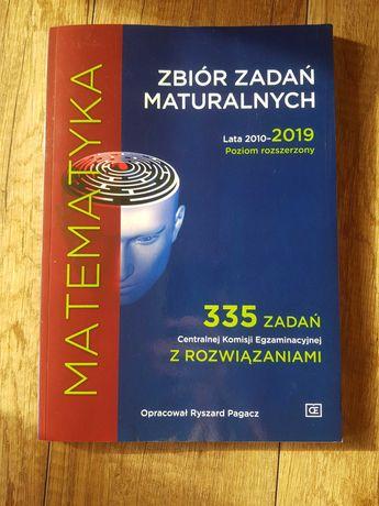 Zbiór zadań maturalnych Matematyka PR Oficyna Edukacyjna 2019