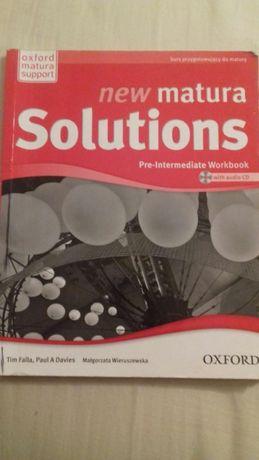 Solutions new matura oxford ćwiczenia