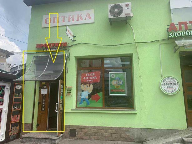 Оренда приміщення м. Іва-Франк. вул.  Галицька 14, біля ринку.
