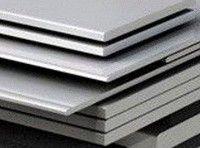 Лист нержавеющий технический и пищевой алюминиевый рифленый квинтет