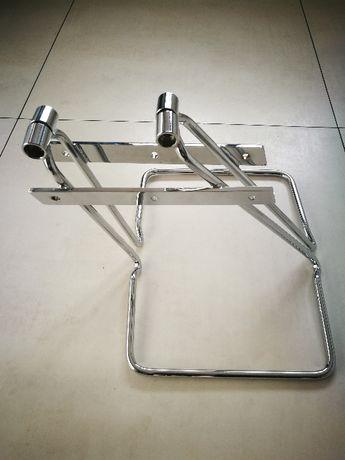 Stelaż s podporą pod kufry boczne do Honda VTX1800, nowy, okazja!