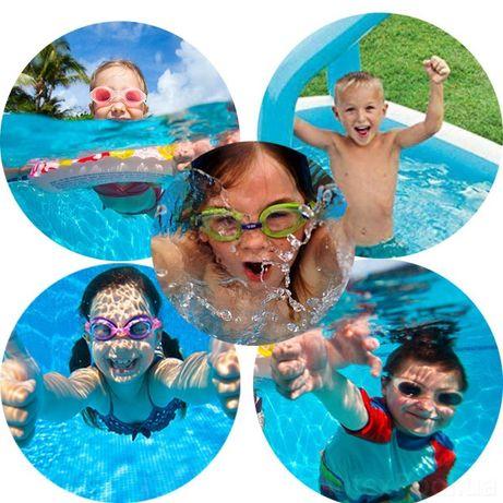 ХИТ ЛЕТА!надувной бассейн детский+С ШАРИКАМИ
