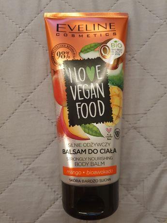 Balsam do ciała 175ml Eveline vegan mango awokado skóra bardzo sucha