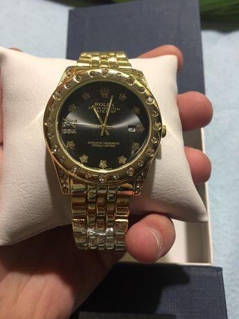 Zegarek Rolex zloty