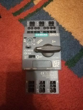 Wyłącznik silnikowy 3P 1,5kW 2,8-4A 3RV2011-1EA25 SIEMENS zasilania