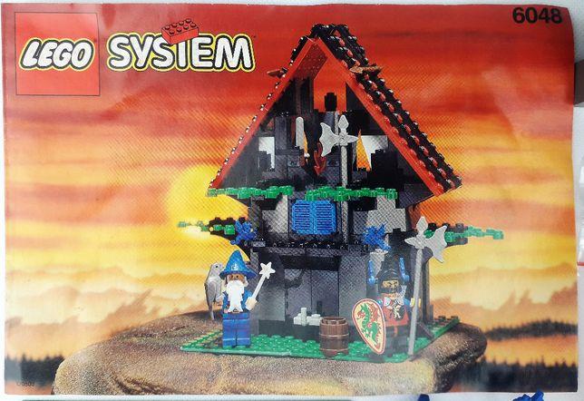Lego System Castle 6048 Magical Workshop