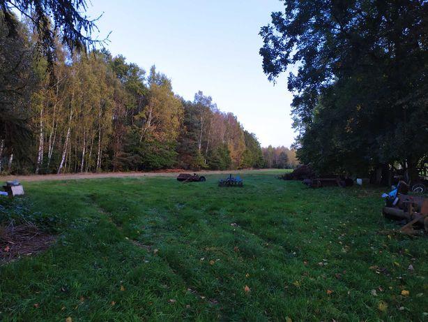 Sprzedam działkę rolno budowlaną z lasem 0, 79 ha za 95 tysięcy zł