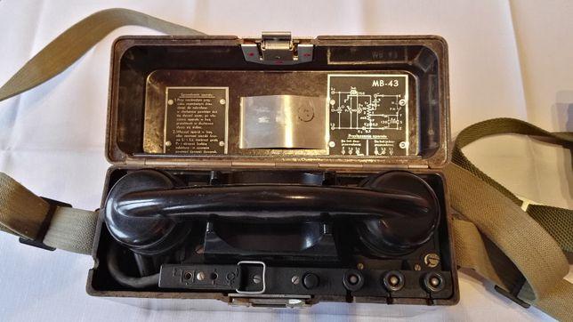 Telefon polowy (wojskowy) MB-43