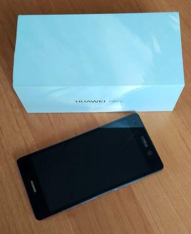 Smartfon Huawei P8 Lite Czarny uszkodzony