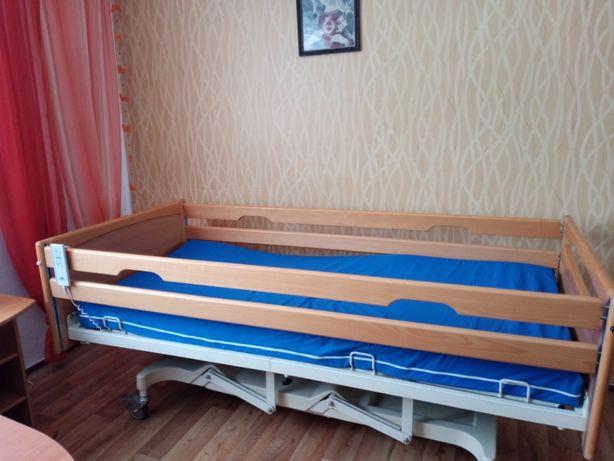 Sprzedam używane łóżko rehabilitacyjne