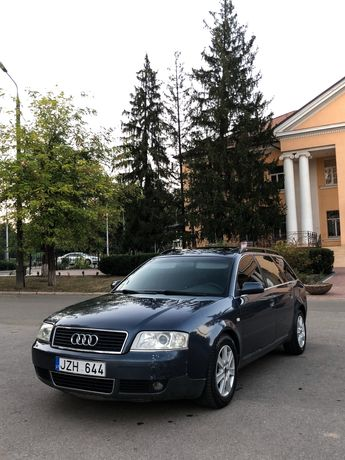 Audi A6 C5 Restailing 180Hp