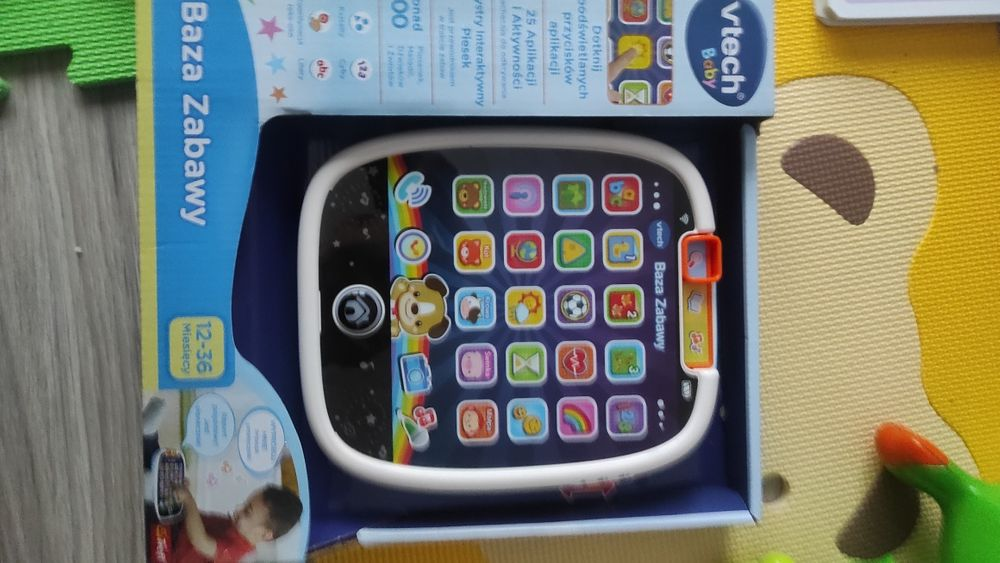 Vtech Baby Baza zabawy, Tablet Banino - image 1