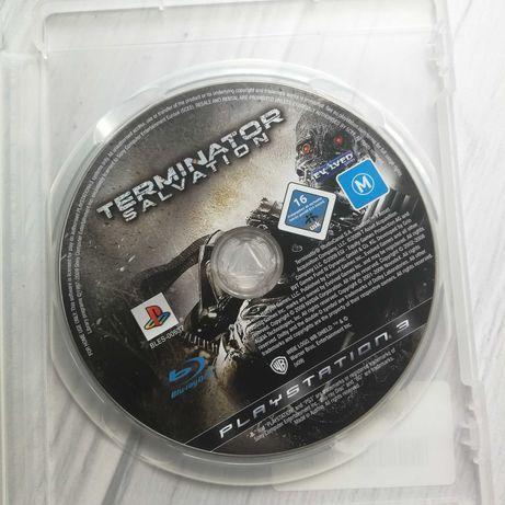 Gra na konsolę PS3 - Terminator Salvation