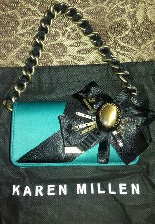 Клатч Karen Millen
