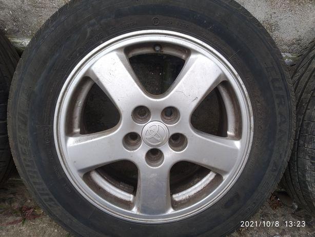 Диски r15 Toyotaо оригинал