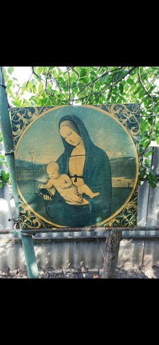 Икона ручной работы 90х годов Мелитополь - изображение 1