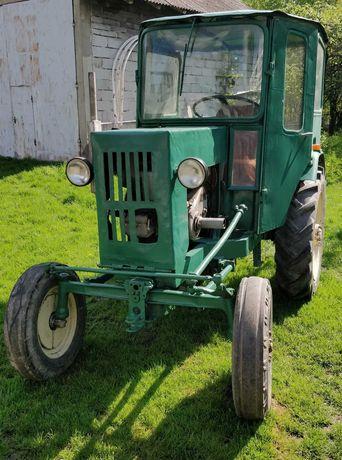 Ciągnik SAM 15KM, traktor